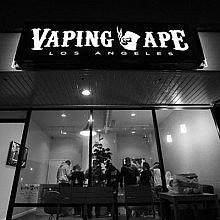 Vaping Ape LA