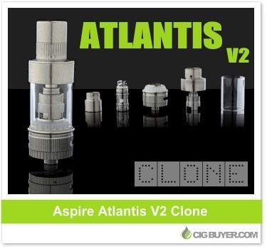Aspire Atlantis 2 Clone