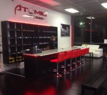 Atomic e-Cigs Vape Shop