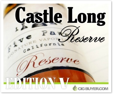 Five Pawns Castle Long Reserve E-Juice (Edition IV)