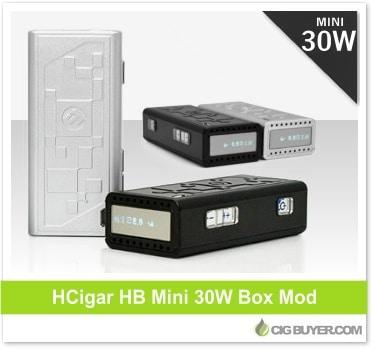 HCigar HB Mini 30W Box Mod