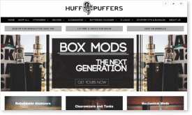 Huff and Puffers Coupon