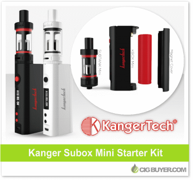 Low Price Kanger Subox Mini Kit