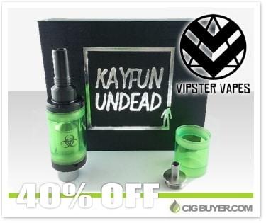 Kayfun Undead RBA Deal