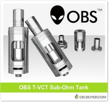 OBS T-VCT Sub-Ohm Tank