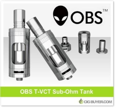OBS T-VCT Sub-Ohm Tank