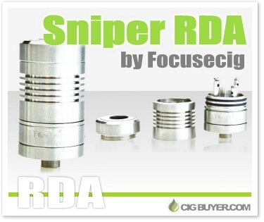Focusecig Sniper RDA