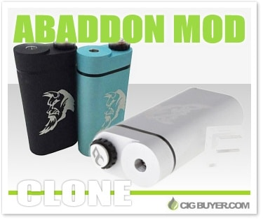 Abaddon Mechanical Mod Clones