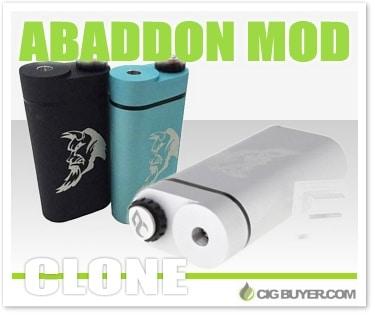 Abaddon Mechanical Mod Clones