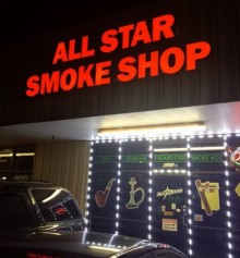 All Star Smoke Shop
