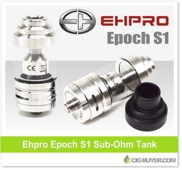 Ehpro Epoch S1 Sub-Ohm Tank