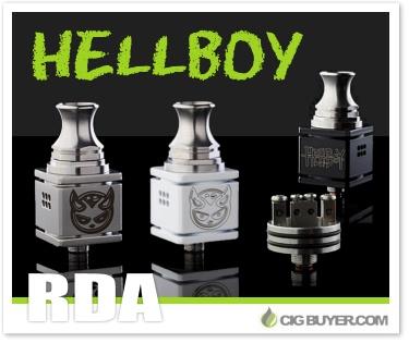 Hellboy RDA Clones