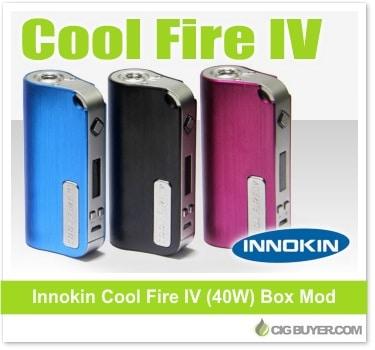 Innokin Cool Fire 4 Box Mod