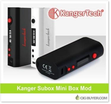 Kanger Subox Mini Box Mod Only