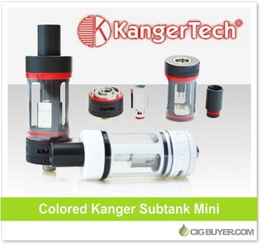 Kanger Subtank Mini (Black or White)