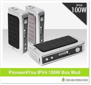 IPV4 Box Mod (100W)