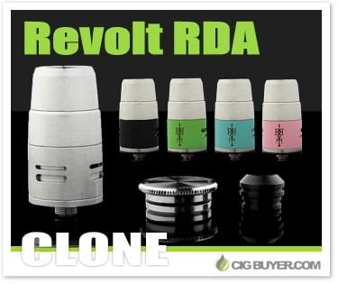 Revolt RDA Clones