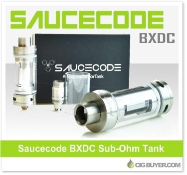 Saucecode Sub-Ohm Tank