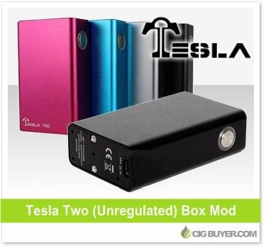 Tesla Two Box Mod