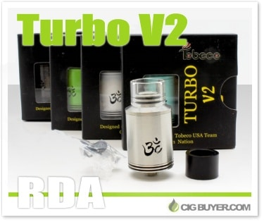 Tobeco Turbo RDA V2