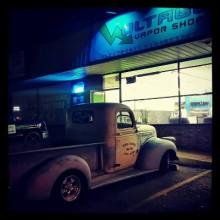 Voltage Vapor Shop
