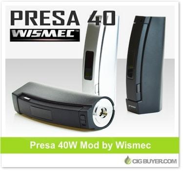 Wismec Presa 40W Mod