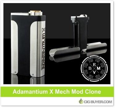 Adamantium X Box Mod Clone