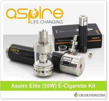 Aspire Elite Kit (CF Maxx Battery + Atlantis Mega)