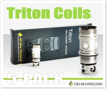 Aspire Triton Tank Replacement Coils