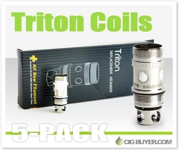 Aspire Triton Tank Replacement Coils