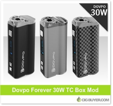 Dovpo Forever 30W Box Mod