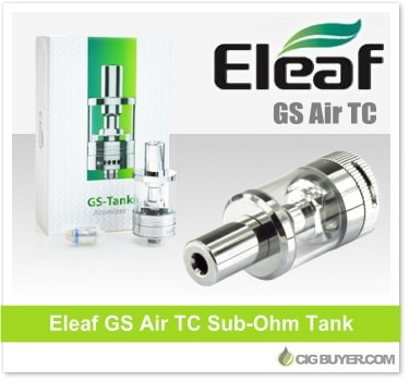 Eleaf GS Air TC Tank