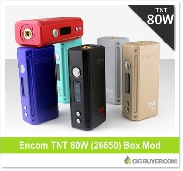 Encom TNT 80W (25560) Box Mod
