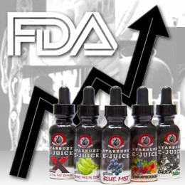 FDA Regulations Increase E-Juice Prices