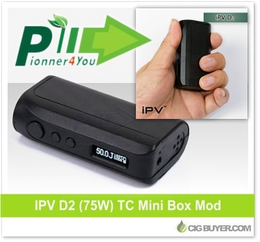 Pioneer4You IPV D2 Box Mod