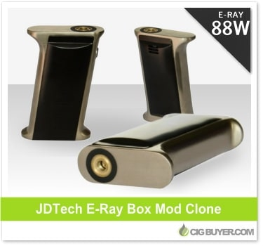 JD Tech E-Ray Box Mod Clone