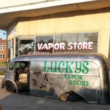 Luckys Vapor Store