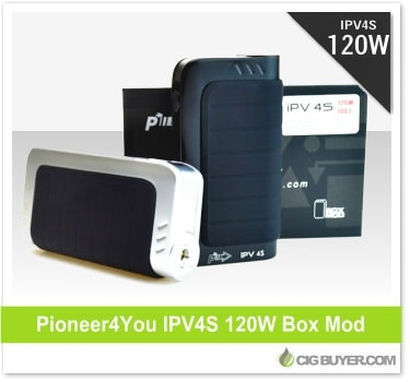 Pioneer4You IPV4S 120W Box Mod