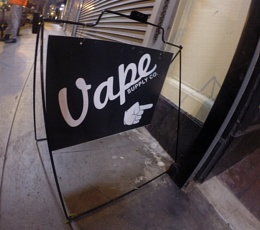 Retail Vape Shops Growing Up