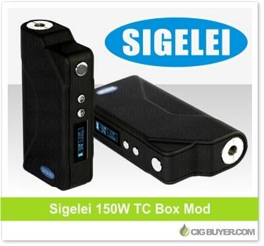 Low Price Sigelei 150W TC Mod