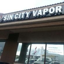 Sin City Vapor