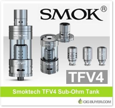 Smok TFV4 Sub-Ohm Tank