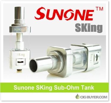 Sunone SKing Square Sub-Ohm Tank
