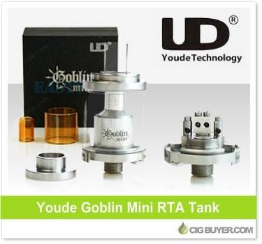 Youde Goblin Mini RTA Tank