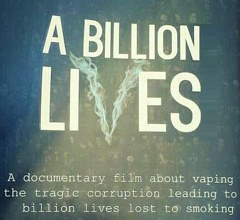 'A Billion Lives' Vaping Documentary Debut