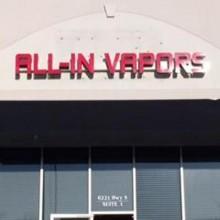 All in Vapors