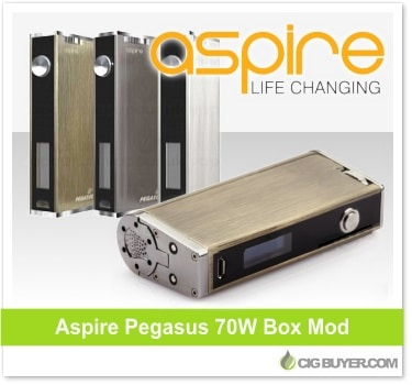 Aspire Pegasus Box Mod