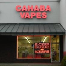 Cahaba Vapes