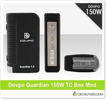 Dovpo Guardian 1.5 (150W) Box Mod