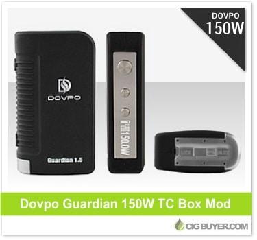 Dovpo Guardian 1.5 (150W) Box Mod